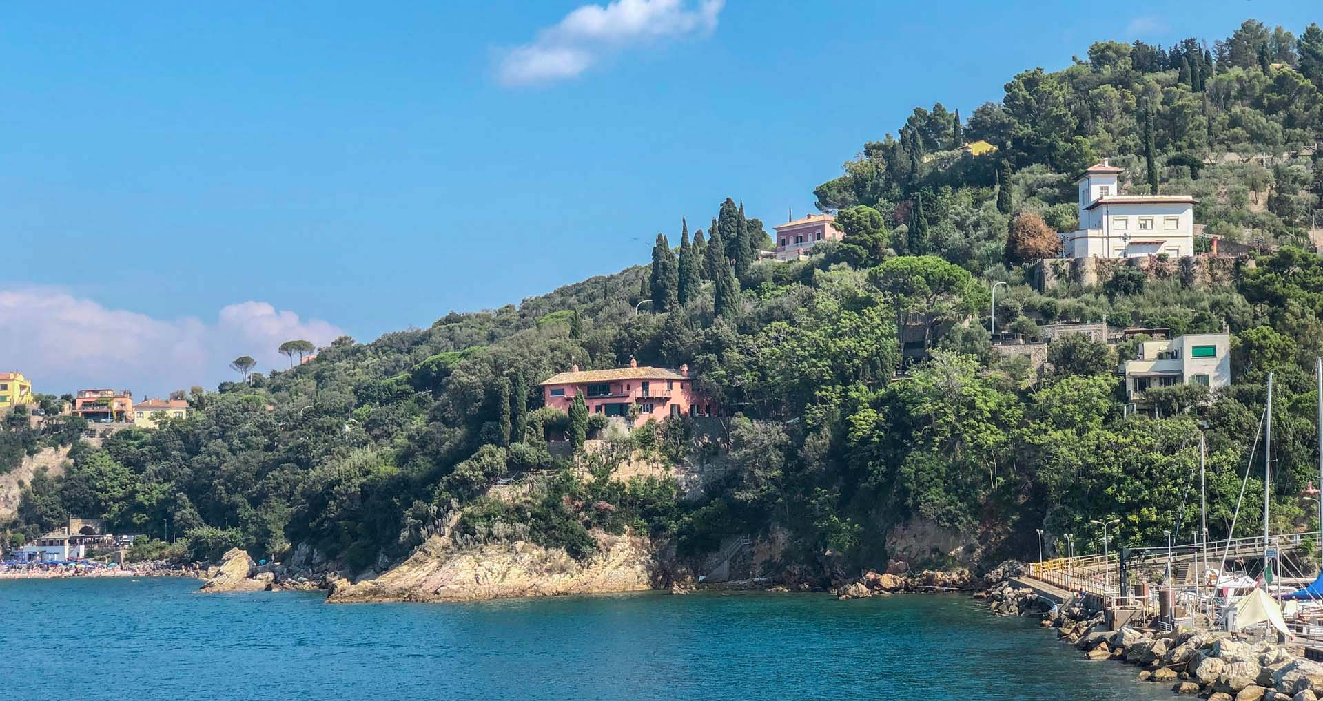 VILLA WITH SEA VIEW FOR SALE, ARGENTARIO, TUSCANY